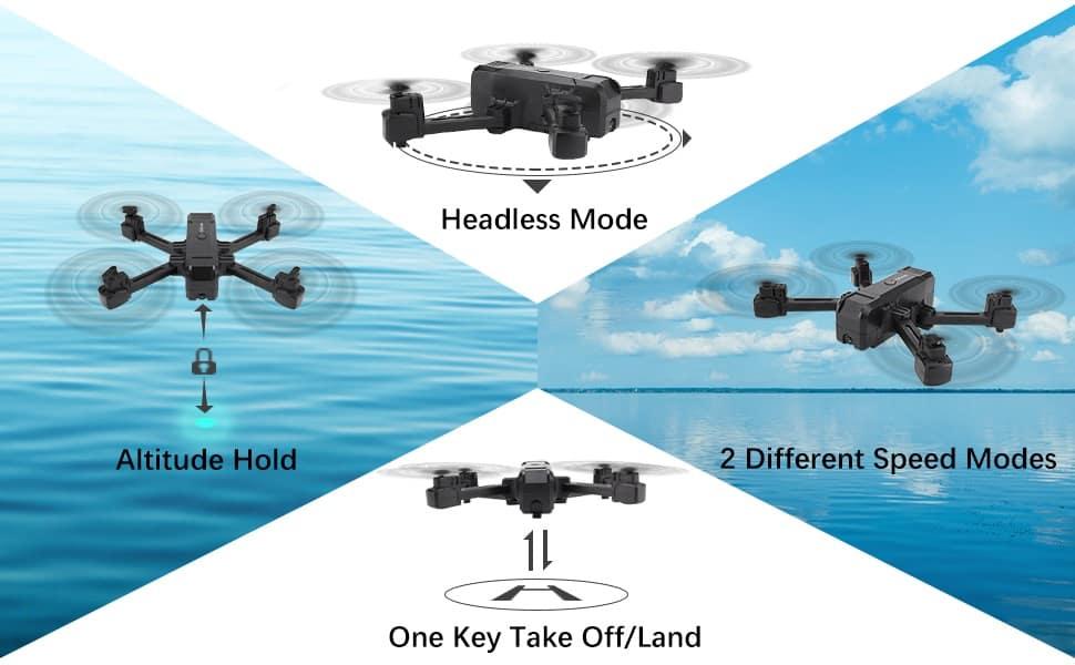 idea 19 drone gps