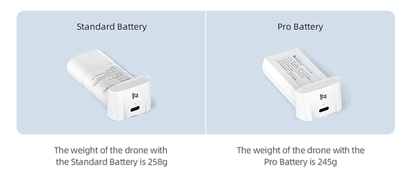Xiaomi Fimi X8 Mini bateria