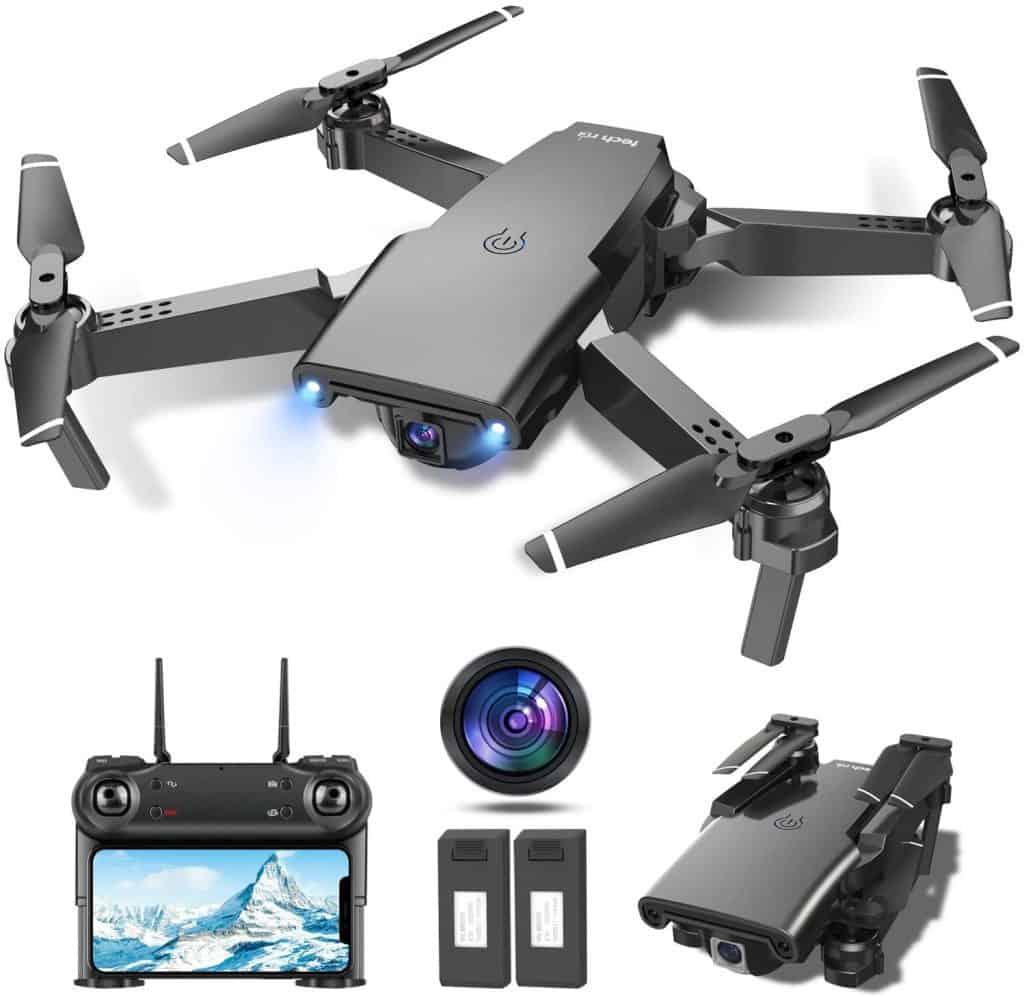 Tech RC Drone 1080p
