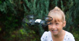 drones con camara para niños