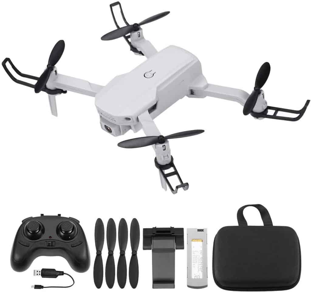 Powerextra es un mini drone