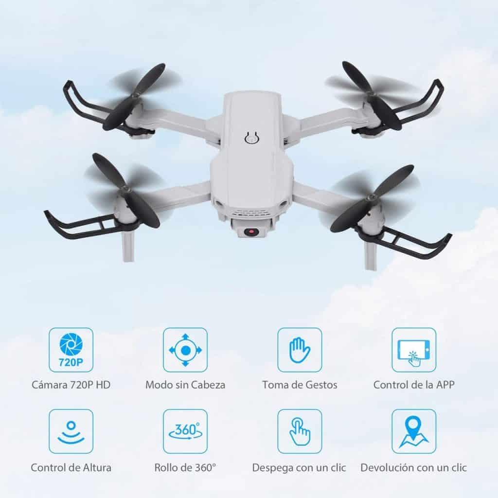 mini drone powerextra