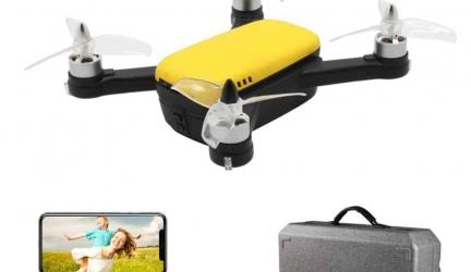 Drone 913 GPS con motores brushless y cámara HD