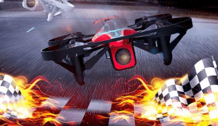 Eachine E013 Plus Micro FPV Racing Drone con modo ACRO