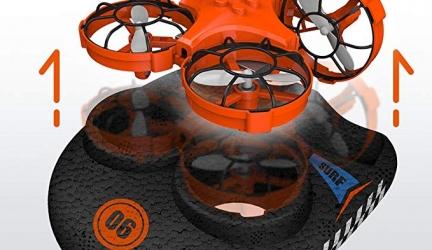 Eachine E016F: el Hovercraft drone