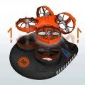 Eachine E016F hovercraft