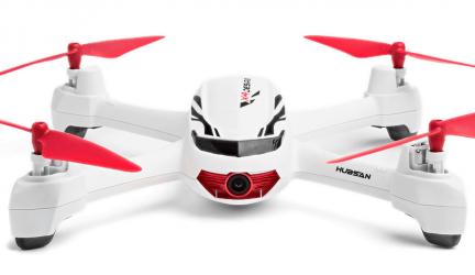 Hubsan X4 H502E y H502S: Drones baratos con GPS y «Follow Me»