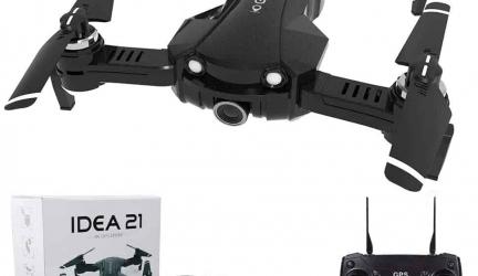 IDEA21 drone con cámara 4K