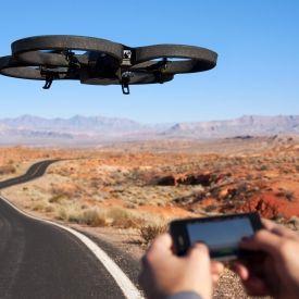 AR Drone 2.0 Parrot Power edición