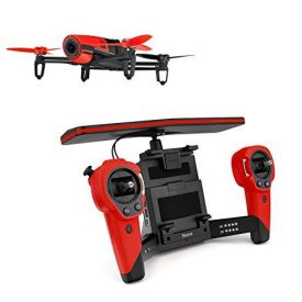 Parrot-Bebop-drone-con-Skycontroller-color-rojo-PF725100AA-0