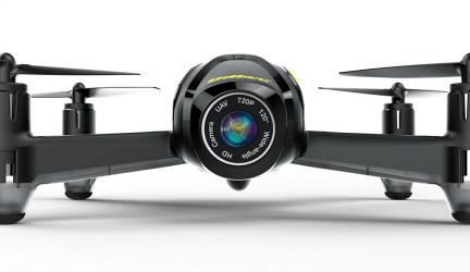 Potensic U36W con cámara HD WiFi para vuelo FPV