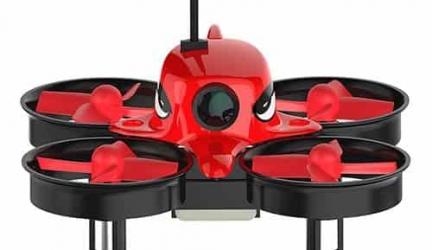 Redpawz R011:  Un mini drone de carreras con gafas FPV