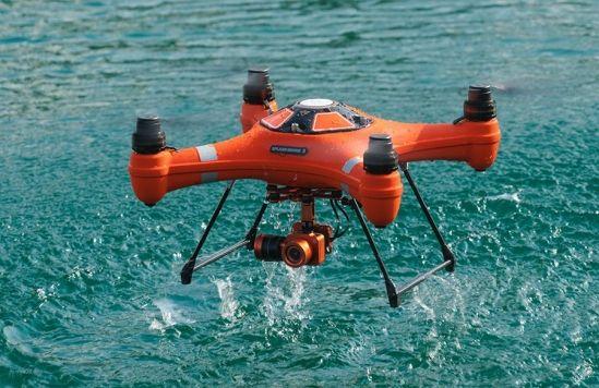 Splash Drone Mariner 3