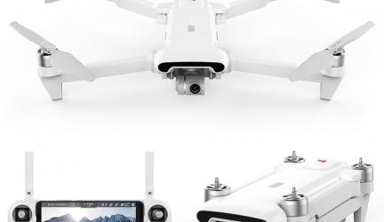 Xiaomi FIMI X8 SE plegable con cámara 4K