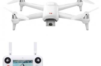 Drone Xiaomi Fimi A3 con pantalla de 4,3 pulgadas incorporada en el mando
