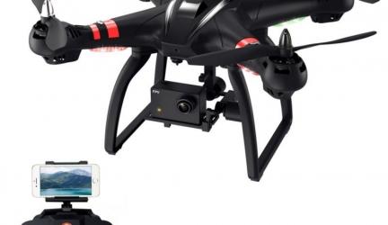 Bayangtoys X22 con estabilizador de tres ejes y GPS