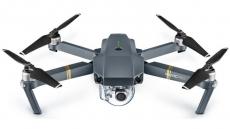 DJI Mavic Pro, el drone plegable con grabación 4k