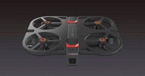 drones con camara y gps