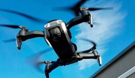 Eachine E511S con cámara HD 1080P, GPS y plegable
