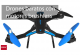 Drones baratos con motores brushless
