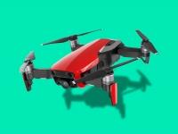 DJI Mavic Air: Estabilizador en tres ejes y cámara 4K