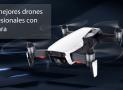 Drones profesionales con cámara 4K baratos 【2020】. Aquí tienes los mejores