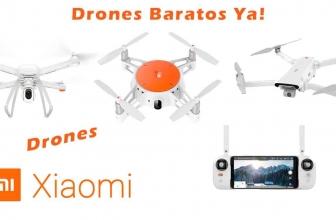 Drones Xiaomi: Altas prestaciones a bajo precio