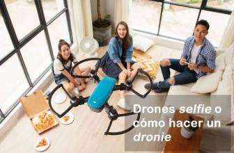 Drones selfie o cómo hacer un dronie