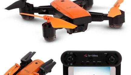 IDEA7: Un drone barato con GPS y plegable