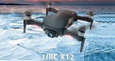 JJRC X12 Aurora. Con GPS, motores brushless y plegable