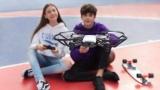 Drones para niños baratos. Divertidos y seguros