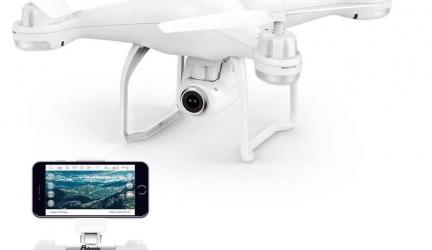 Potensic T25 SJRC S20W con doble GPS y cámara HD WiFi