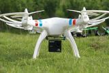 Syma X8C y X8W: Un drone barato para una GoPro